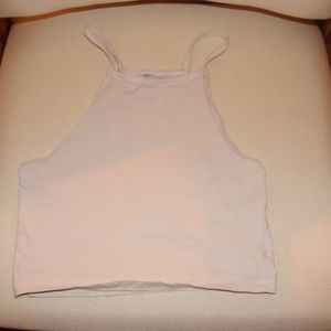 White Crop Top from H&M